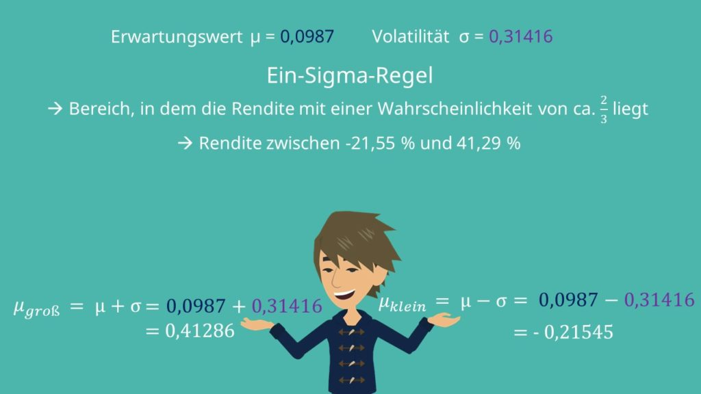 Sigma-Regeln
