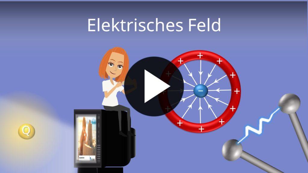 Zum Video: Elektrisches Feld