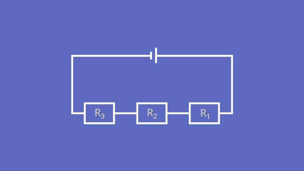 Reihenschaltung, Parallelschaltung, Reihenschaltung, Parallelschaltung, Reihenschaltung Widerstand