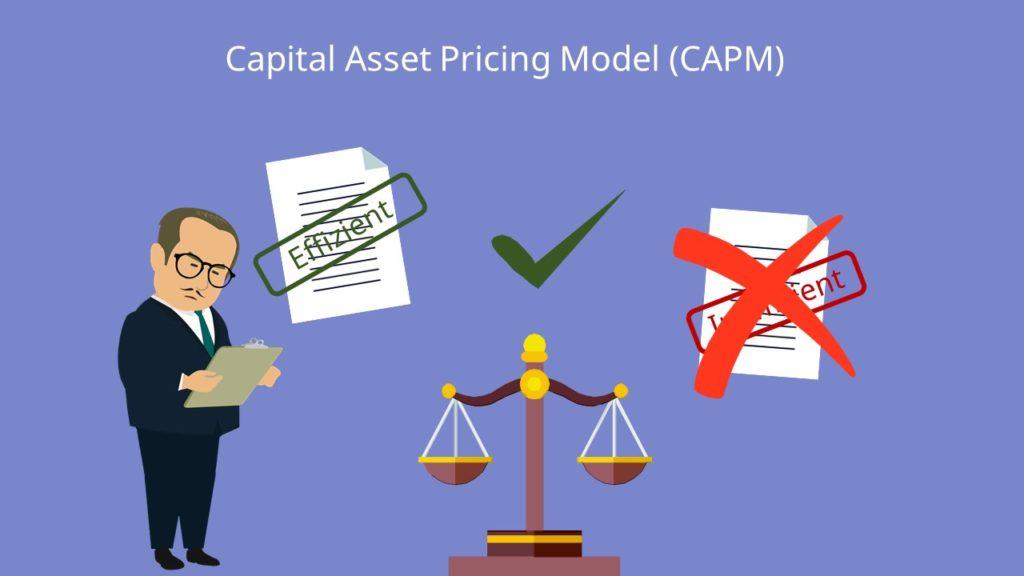 Capital Asset Pricing Model, CAPM