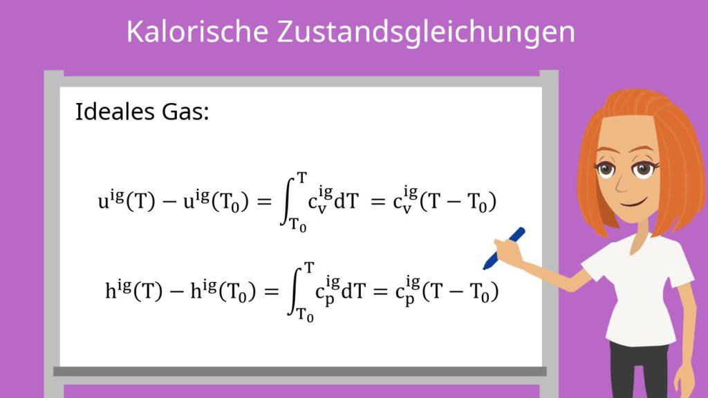 Enthalpie, Innere Energie, Enthalpie berechnen, Energiebilanz Physik