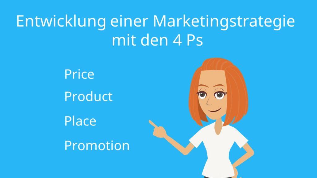 4 Ps Marketing Mix