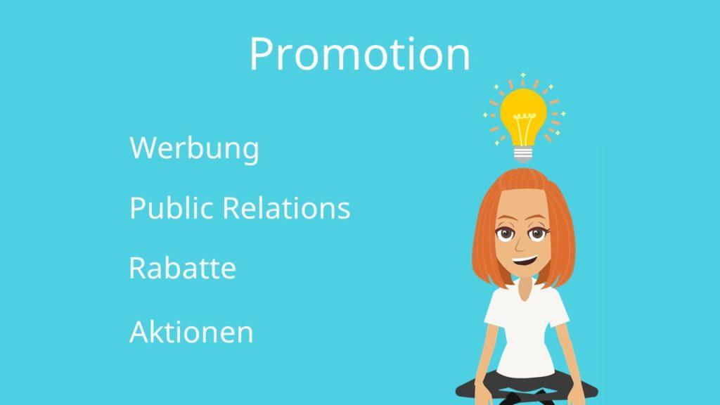 4Ps Marketing Mix: Promotion