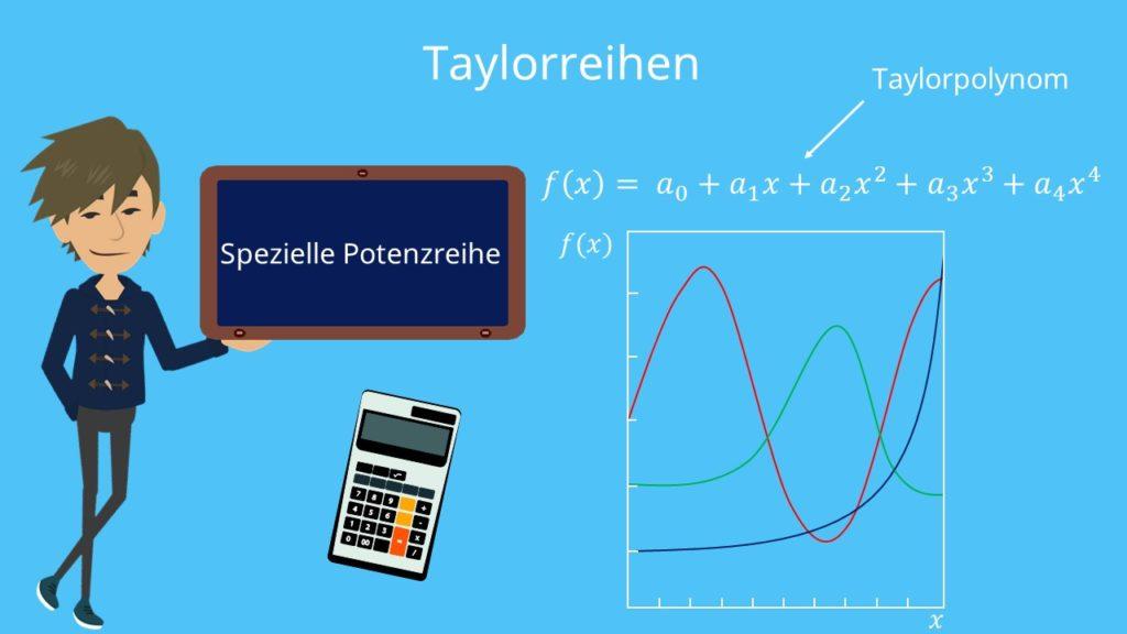 Taylorreihe Herleitung