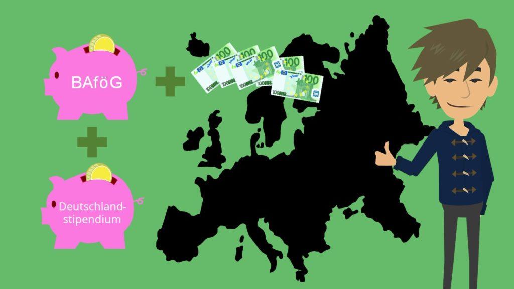 Studieren in Europa, Erasmus+