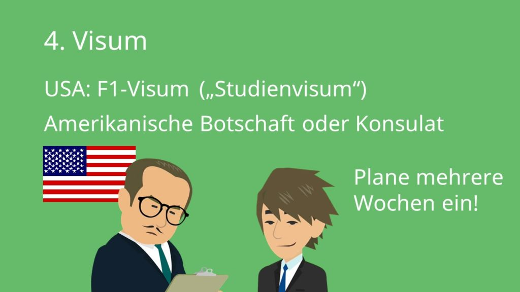 Studieren in Übersee