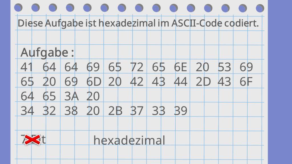 ASCII-Code