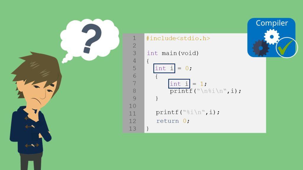 Programmieren C