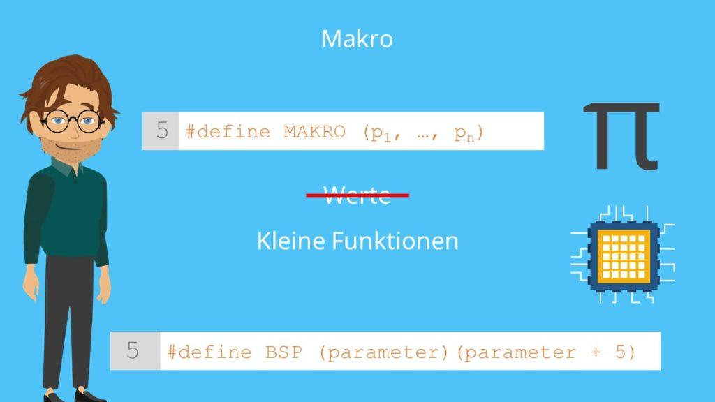 C Makro, Makro C
