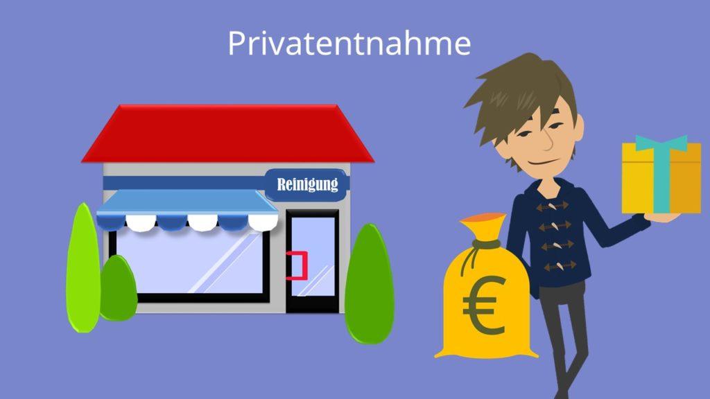 Privatentnahme