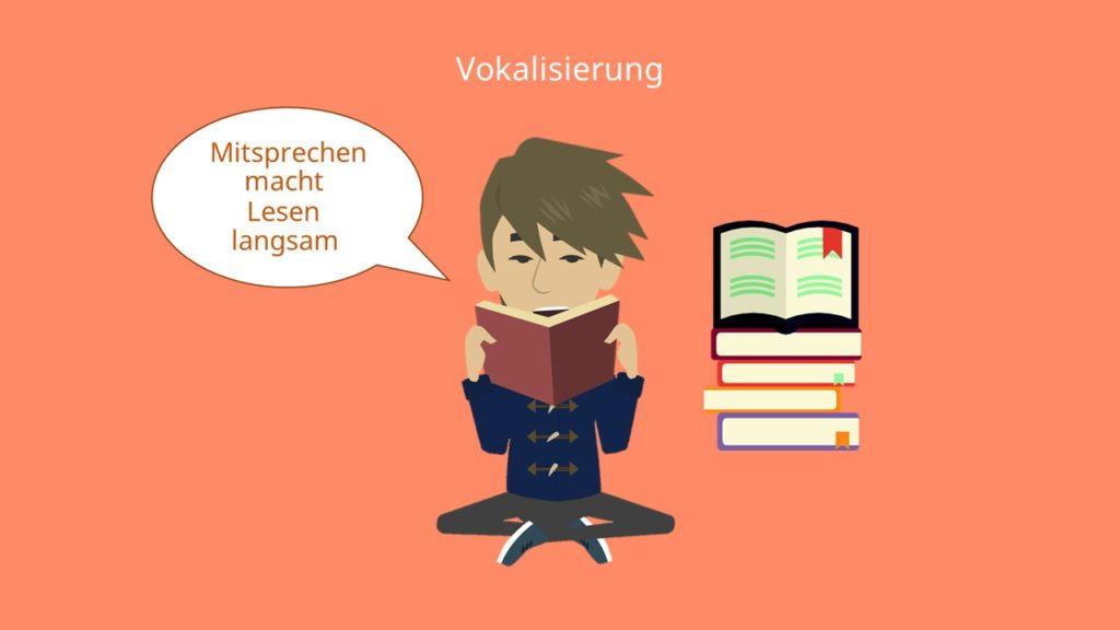 Speed Reading, Schnelllesen