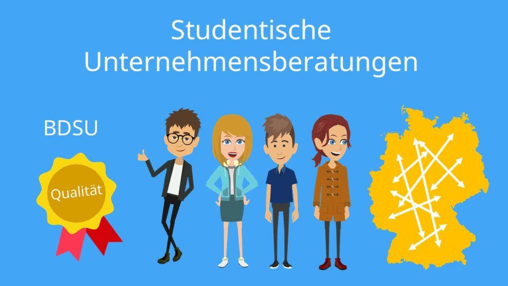 Studentische Initiativen