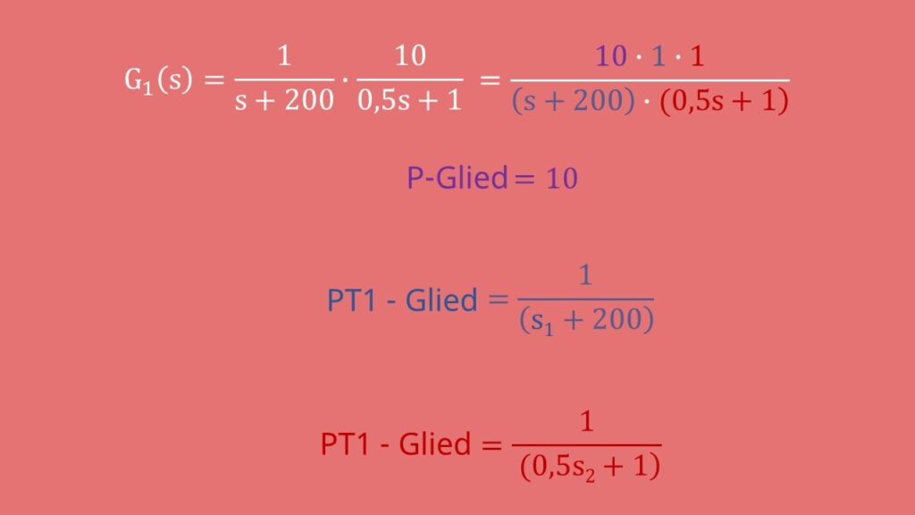 P-Glied BODE-Diagramm