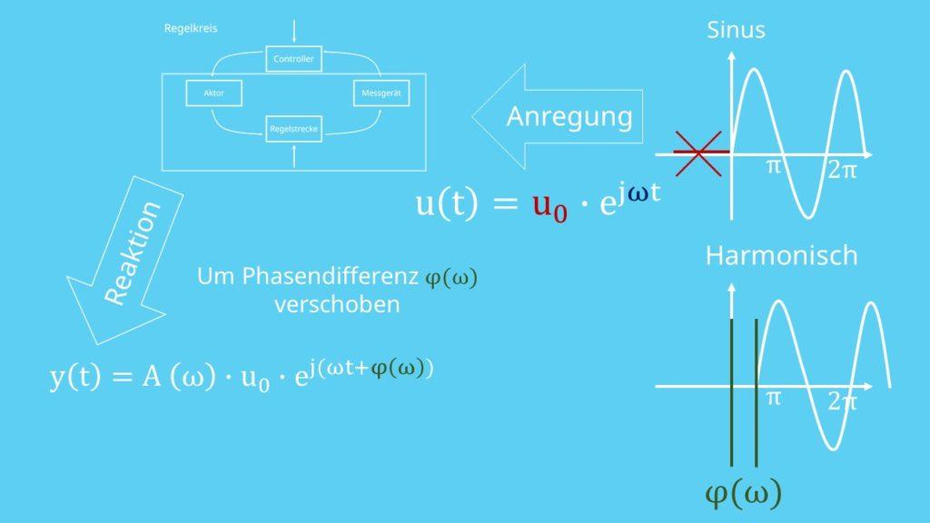 Ausgangssignal Frequenzgang Beschreibung