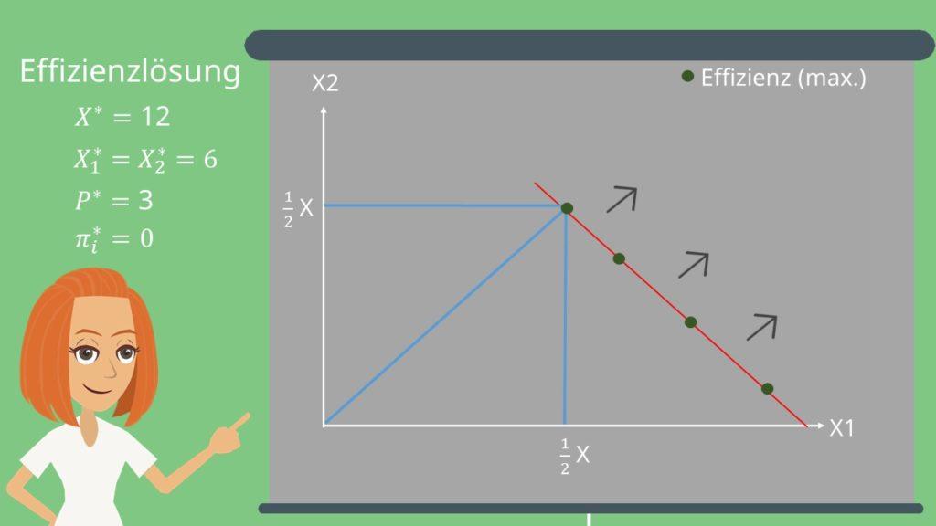 Effizienzlösung im Graph