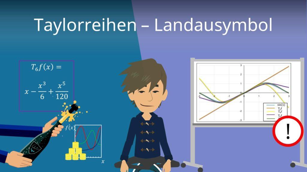 Taylorreihen - Landausymbol