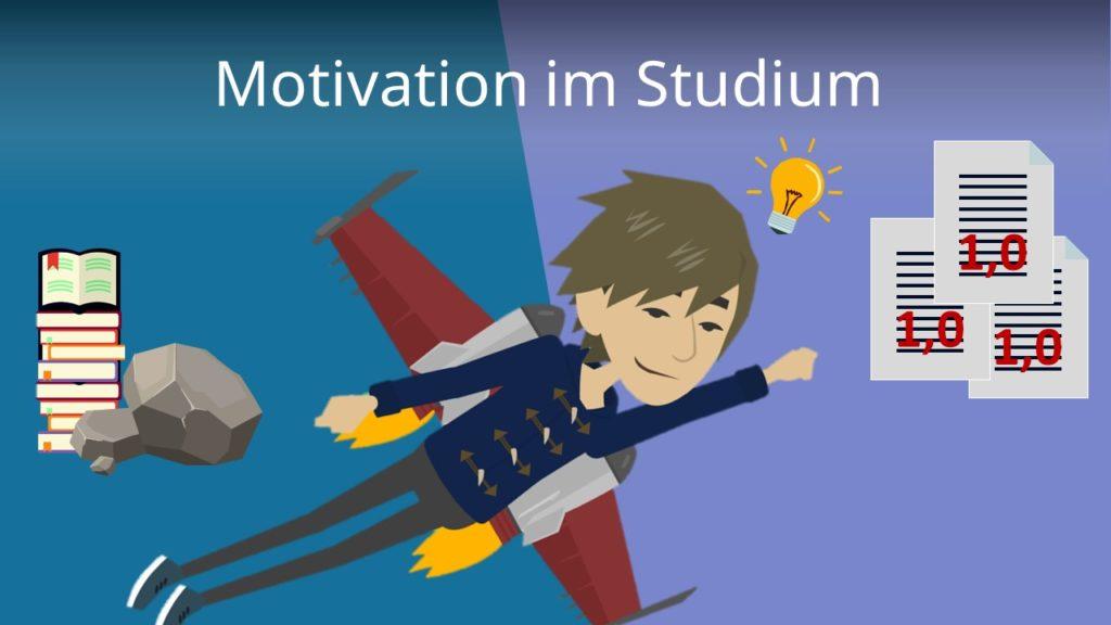Motivation im Studium