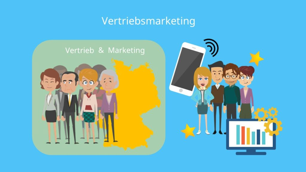 Vertriebsmarketing Marketing Vertrieb Definition