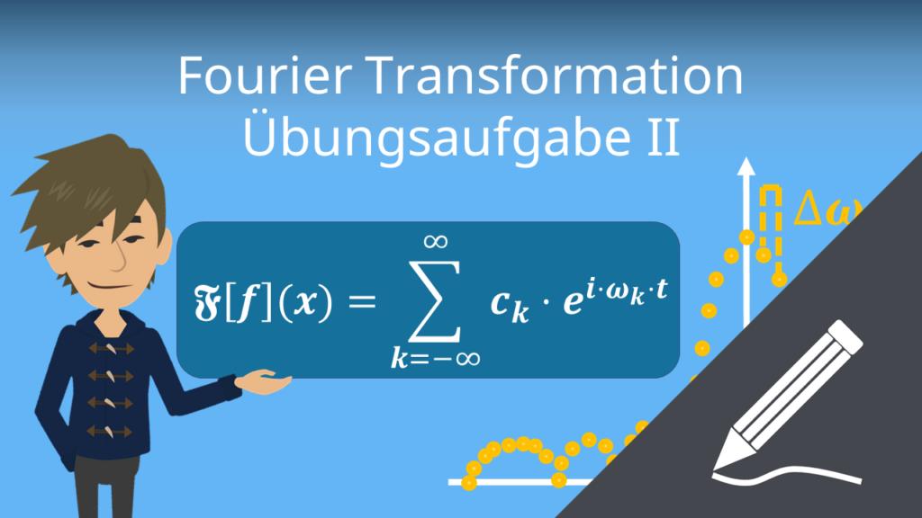 Dreieckimpuls, Fourier-Transformierte