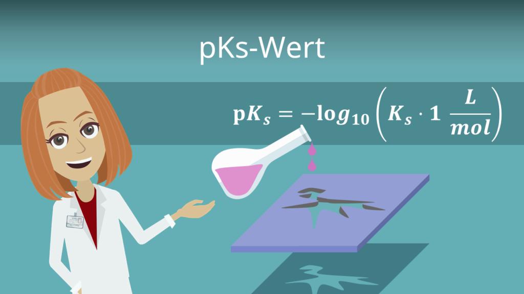Zum Video: pKs-Wert