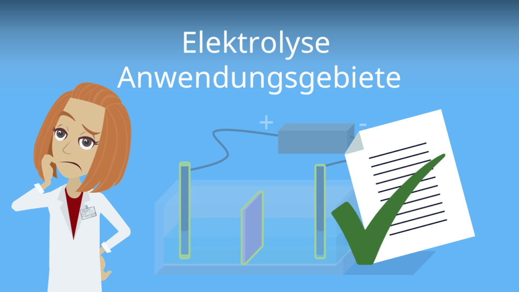 Elektrolyse Anwendungsgebiete, Chloralkalieelektrolyse