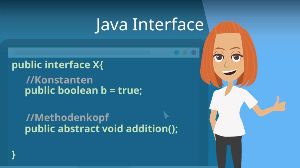 Java Interface