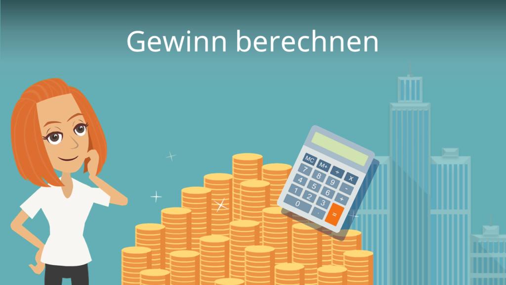 Zum Video: Gewinn berechnen