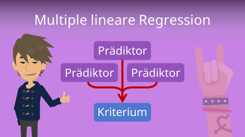Multiple lineare Regression
