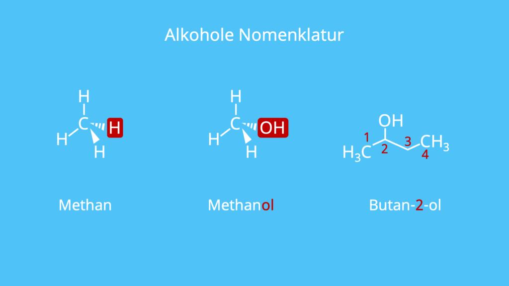 Methanol, Butan-2-ol, 2-Butanol, Butanol, Alkohol, Alkohole