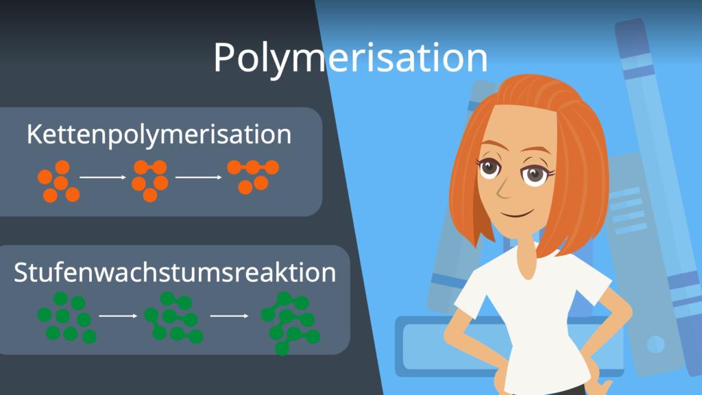 Zum Video: Polymerisation