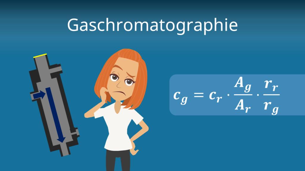 Zum Video: Gaschromatographie
