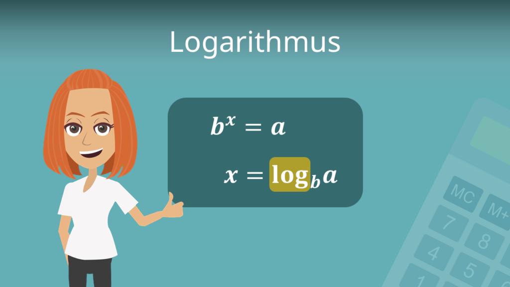 Zum Video: Logarithmus