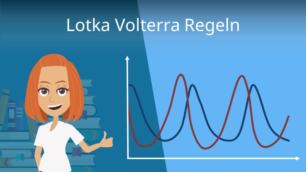 Zum Video: Lotka Volterra Regeln