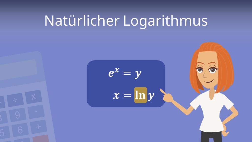 Zum Video: Natürlicher Logarithmus