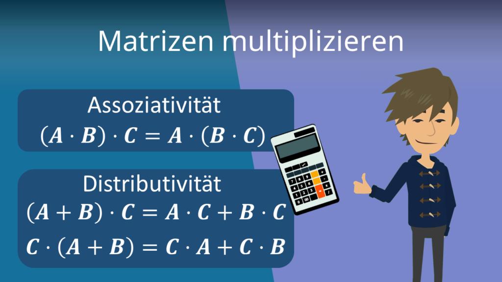 Zum Video: Matrizen multiplizieren