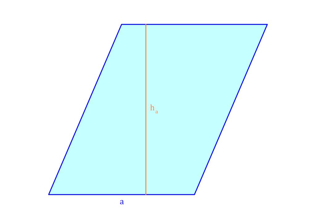 Grundfläche vierseitige Pyramide