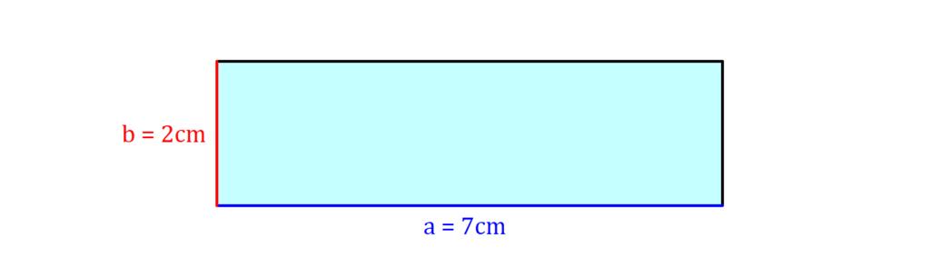 Flächeninhalt Rechteck Beispiel