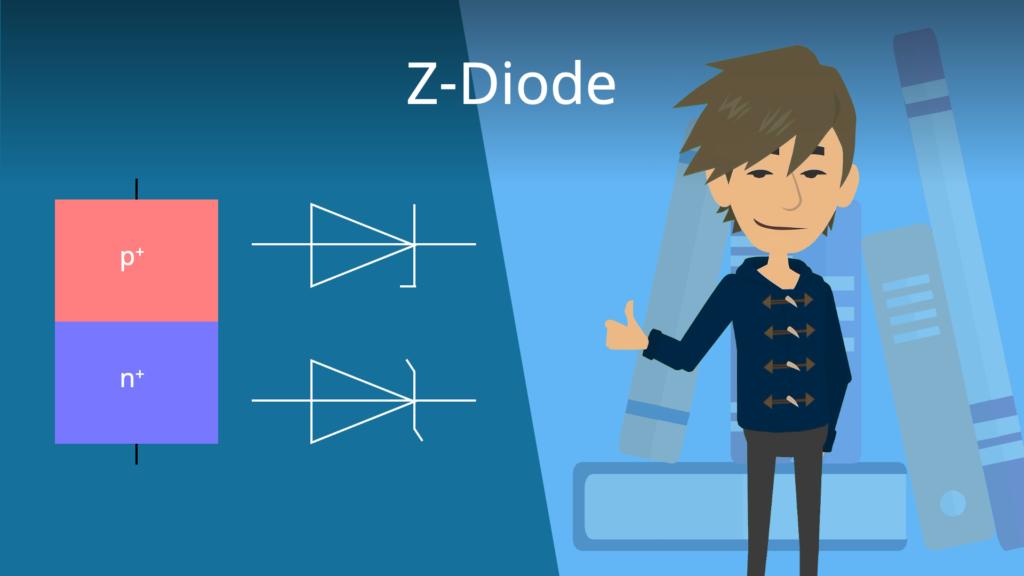 Zum Video: Z-Diode