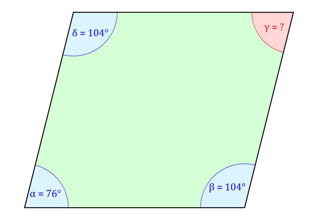Winkel berechnen, Winkelberechnung, Winkel berechnen Aufgabe