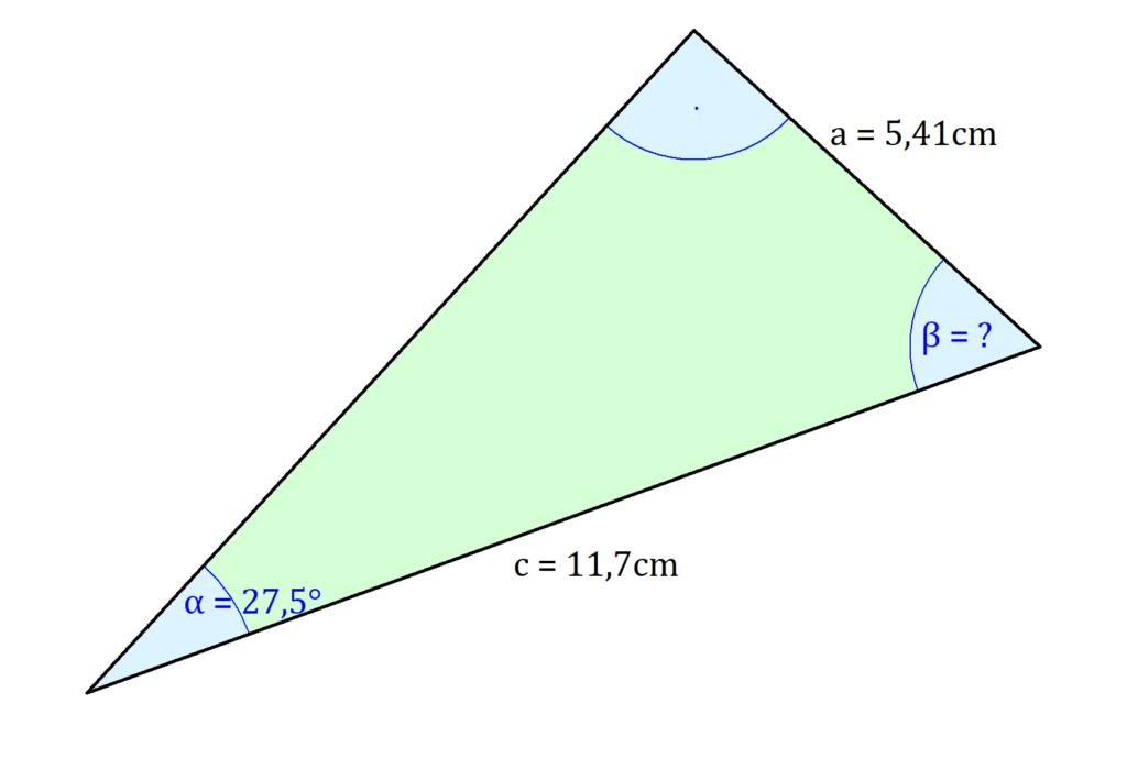 Winkel berechnen Aufgabe, Winkelberechnung Aufgabe, Aufgabe Winkel berechnen