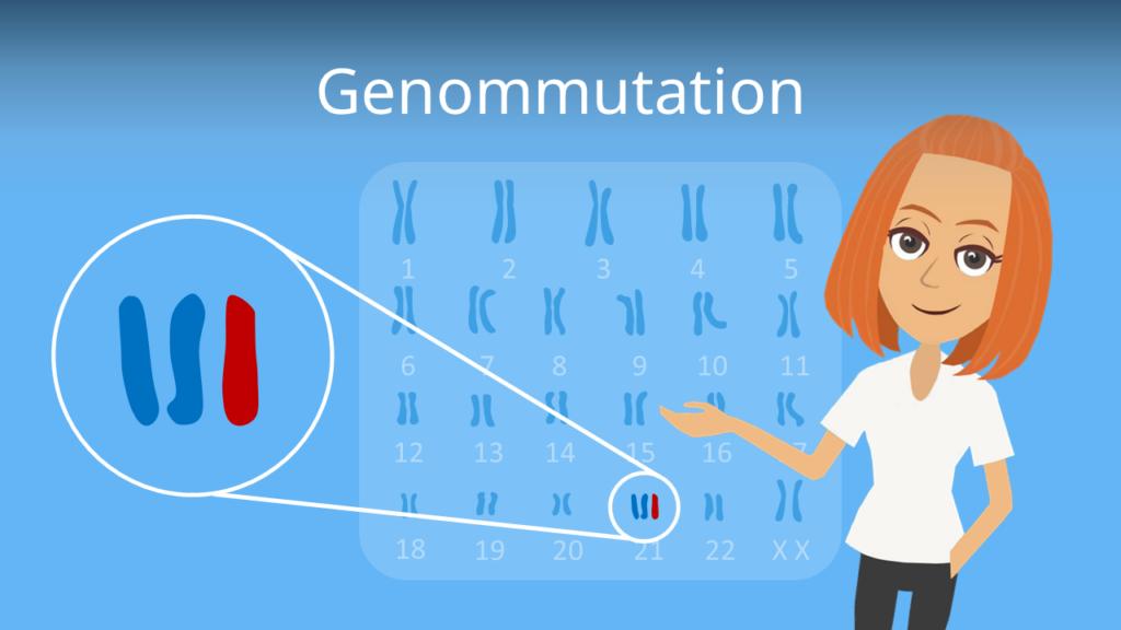 Zum Video: Genommutation