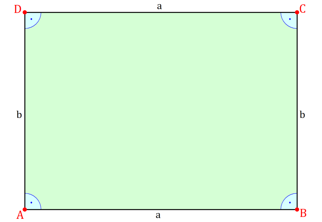 Rechteck, Geometrie Rechteck, Geometrische Figur Rechteck, Rechteck Mathe