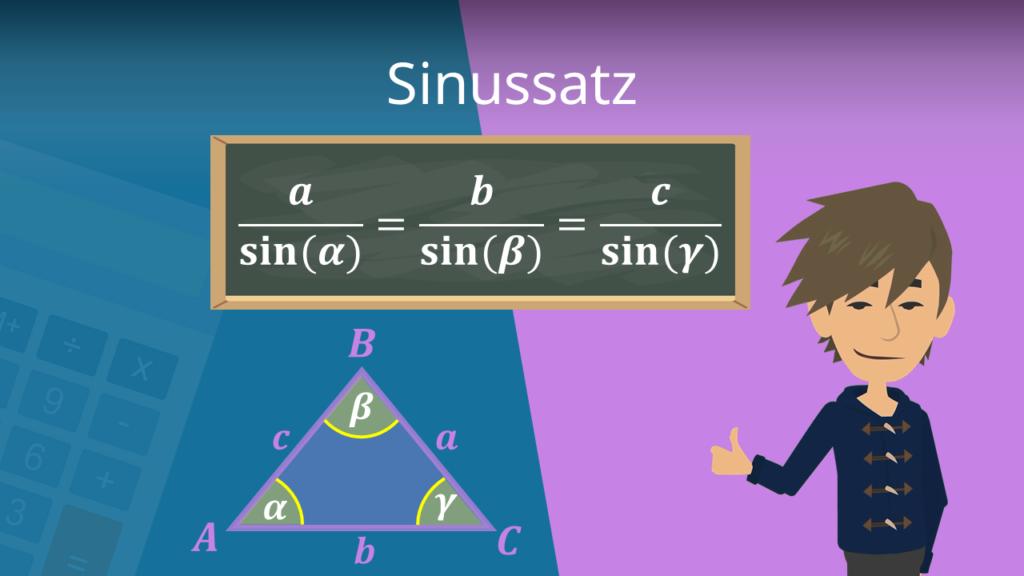 Sinus, Sinussatz