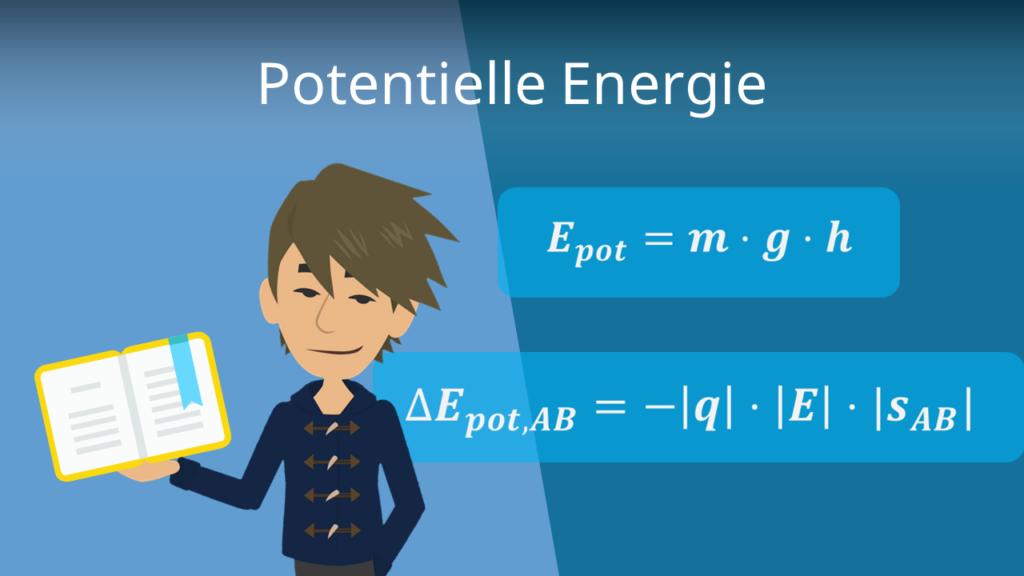 Zum Video: Potentielle Energie