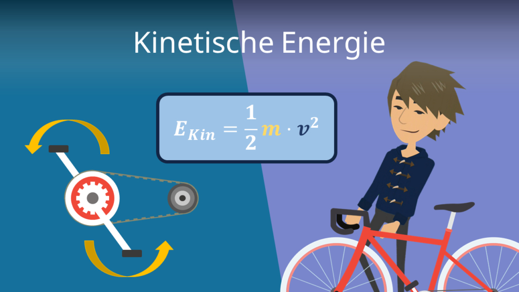 Zum Video: Kinetische Energie