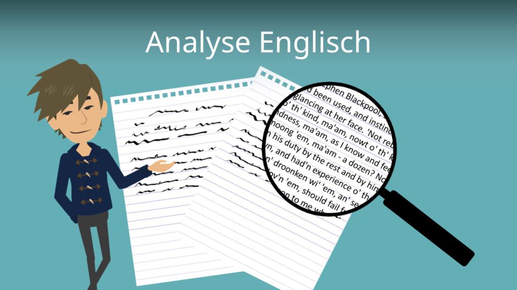 Zum Video: Analyse Englisch