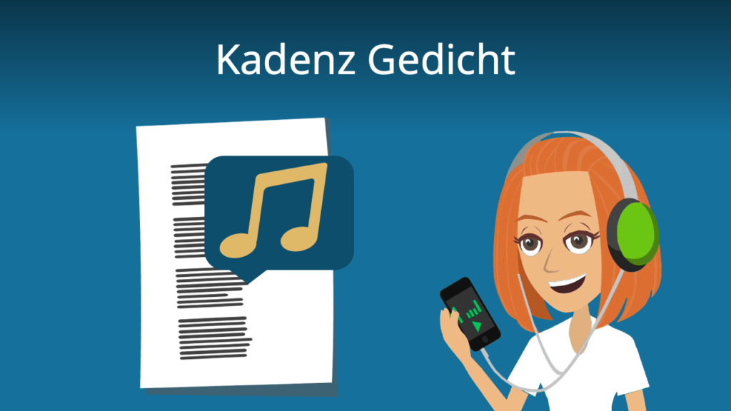 Kadenz, Kadenz Gedicht,