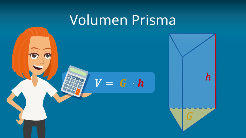 Zum Video: Volumen Prisma, Kegelstumpf