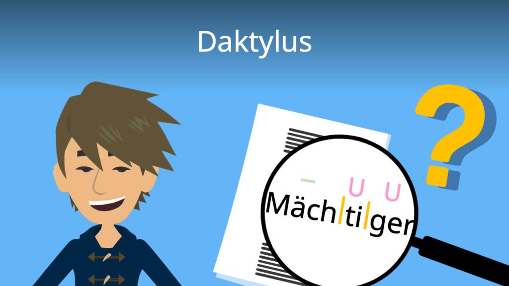 Zum Video: Daktylus