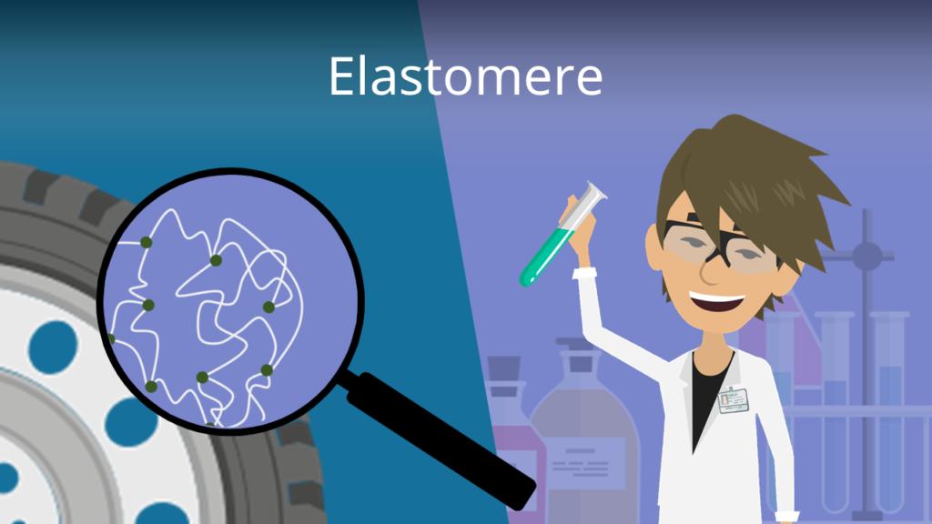 Zum Video: Elastomere